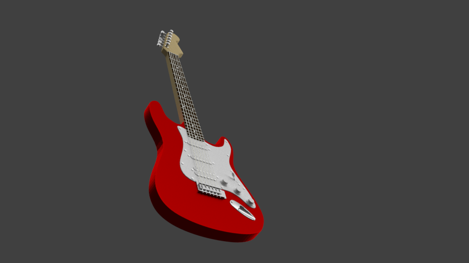 Guitar by CATGBP1990