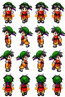 Character Tir McDohl - RPG Maker XP by ChiisaYanagi
