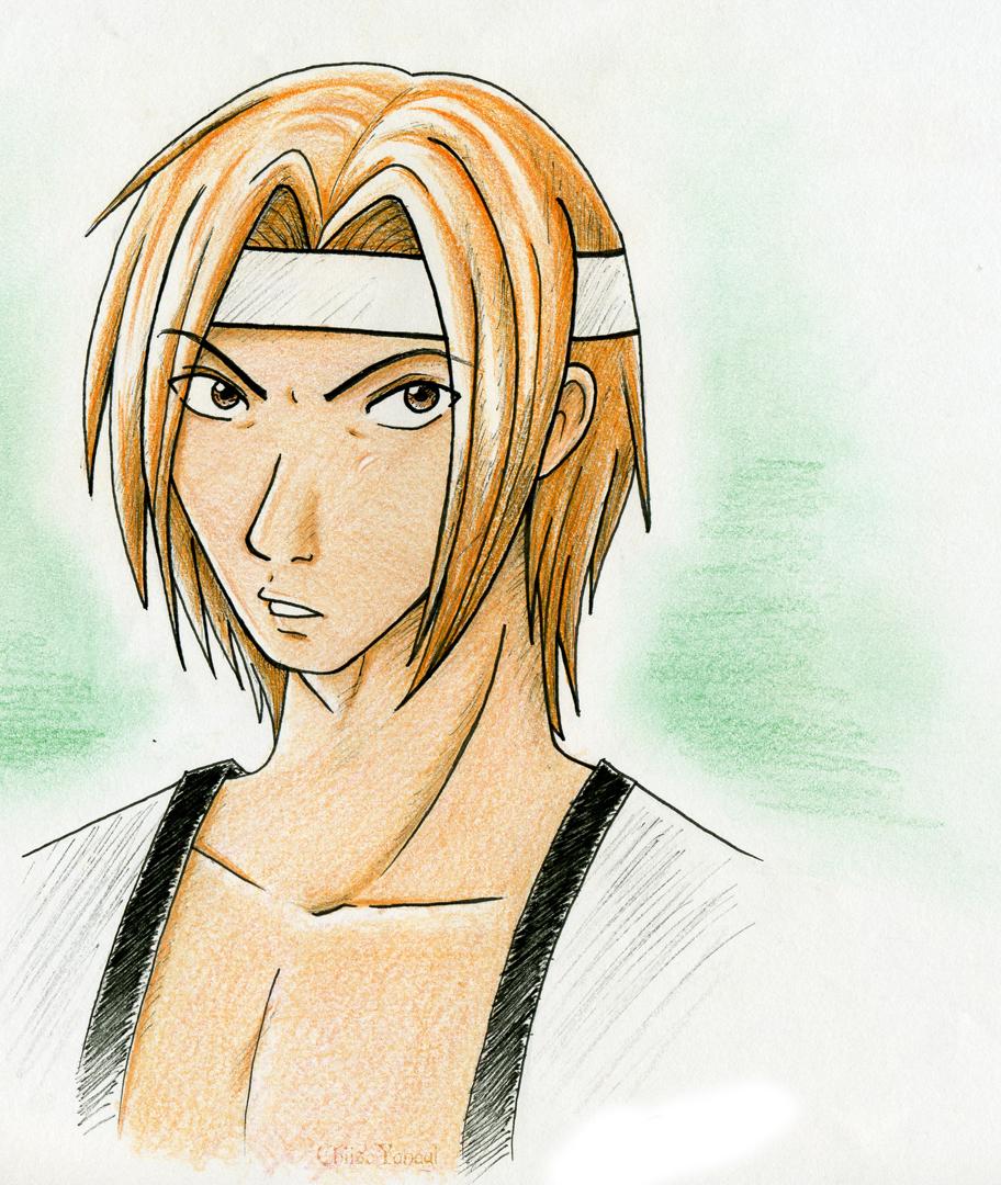 Tekken - Hwoarang by ChiisaYanagi