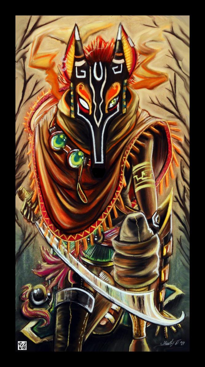 Aztec Mask Whole Foods