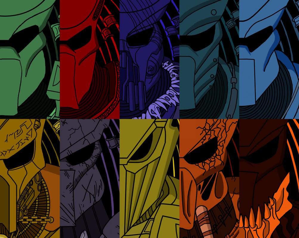 predators wallpapermobianmonster on deviantart