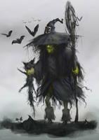 Witch by KillerBe