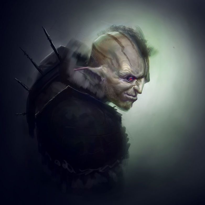 Goblin Dood by KillerBe
