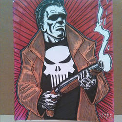 The Punisher by CHV737