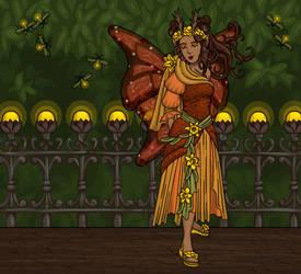 Fairy Queen by heatherleeharvey