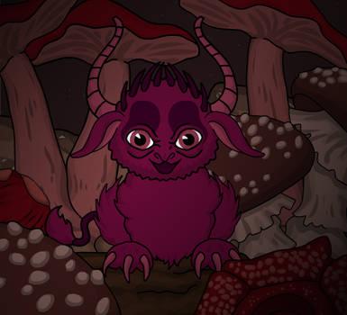 Purple Mutato by heatherleeharvey