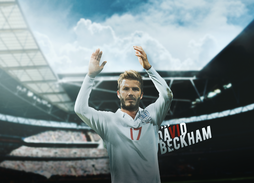 David Beckham-England wallpaper by Sugandh-S