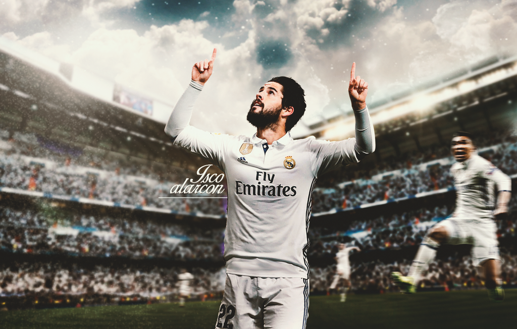 Isco Wallpaper by Sugandh-S