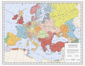Europe in 1512