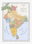 India in 1525 - Before the Tiger's Leap