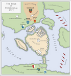 The Siege of Stockholm 1519