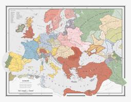 ATL: Europe in June 1521 by Milites-Atterdag