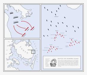 ATL: Battle of Nyborg Fjord 1522 by Milites-Atterdag
