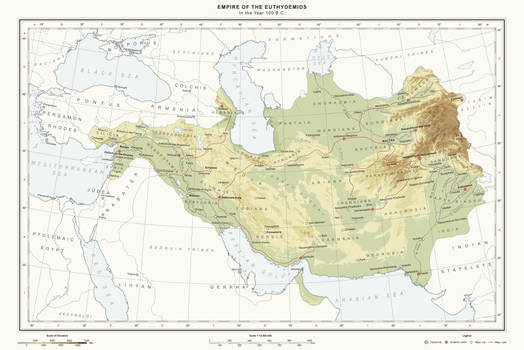 The Greco-Buddhist Empire of the Euthydemids