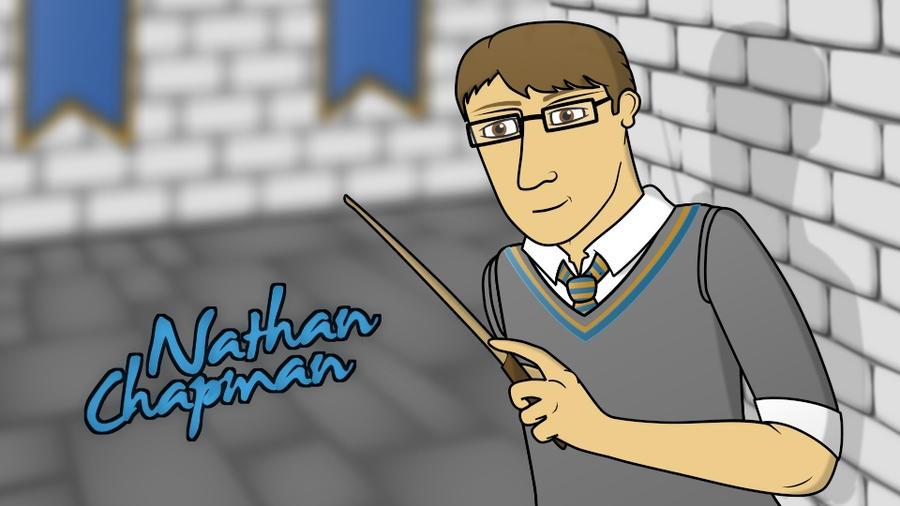 Nathan Chapman, Ravenclaw by Hashnoerej