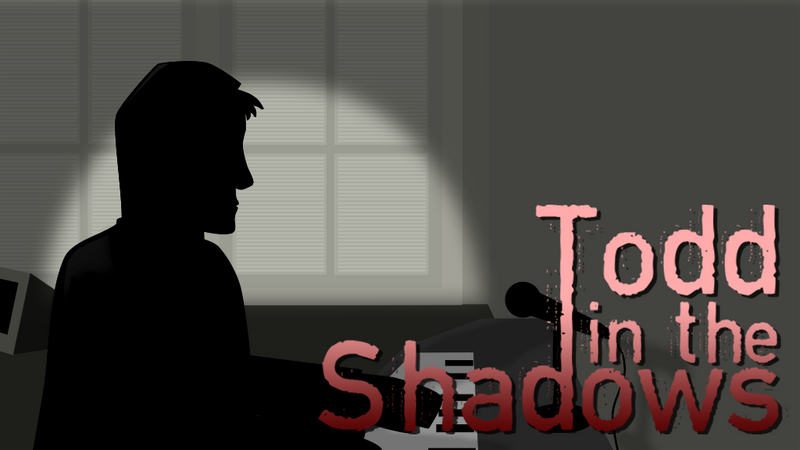 Todd In The Shadows by Hashnoerej