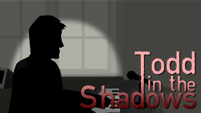 Todd In The Shadows by Hashnoerej
