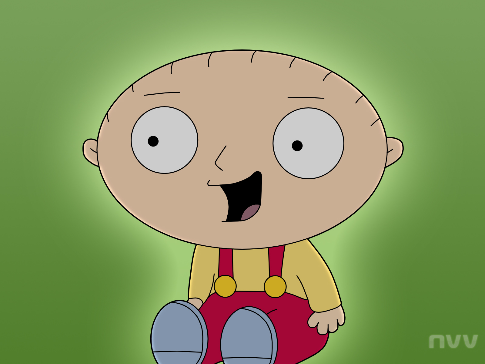CapRiMax                   Oh  Hes the FAMILY GUY