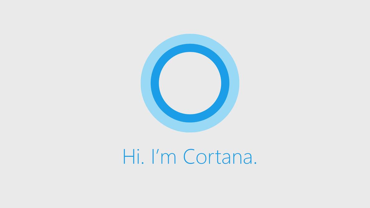 Cortana Wallpaper Light Variant 2 By NickOnline