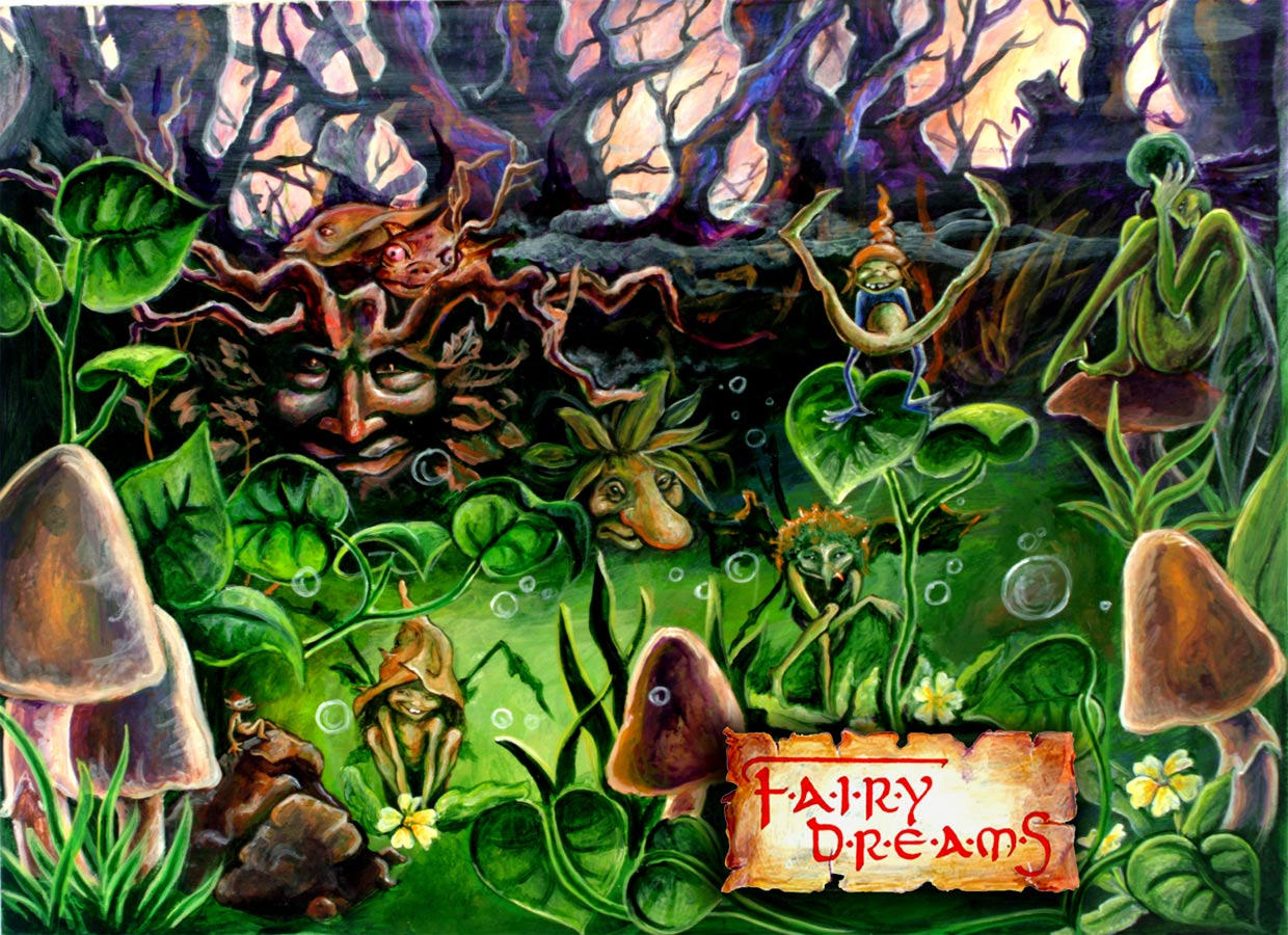 fairy dreams 3 by metamorphosys