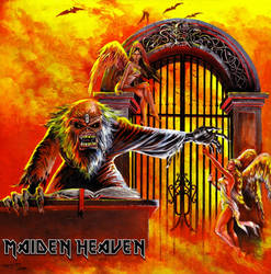Eddie-heaven by icarosteel