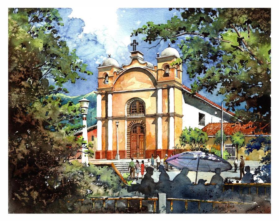 church w 2 by icarosteel