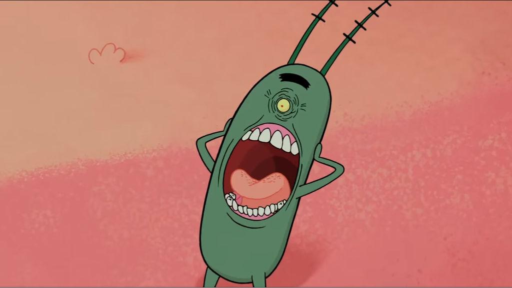 Смешные картинки планктон