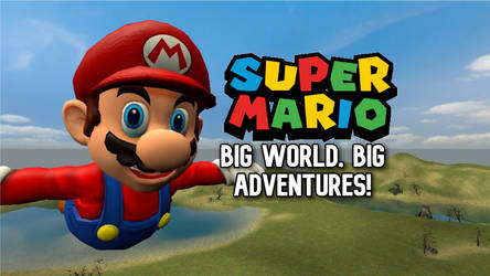 Super Mario Bros. Big World, Big Adventures! by SuperBlueGuy