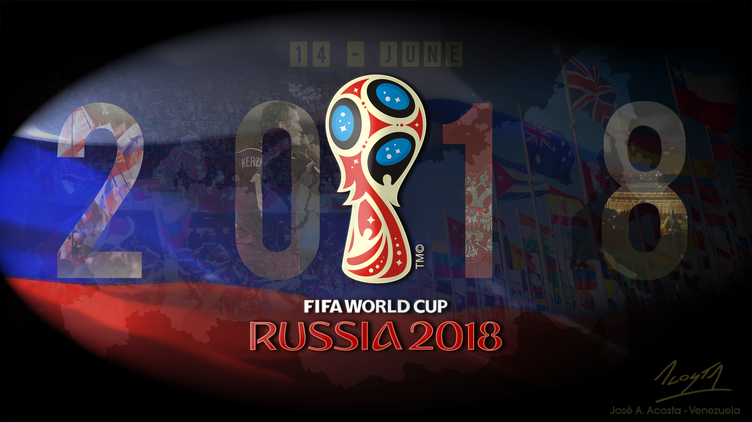 2018 Fifa World Cup Wallpapers 28 Images 2018 Fifa