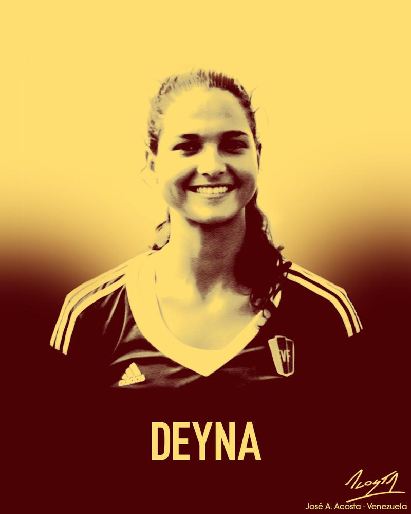 Deyna by 613acosta
