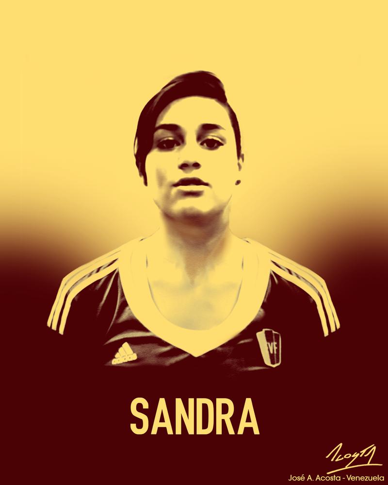 Sandra by 613acosta