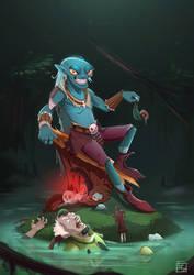 Swamp Vampire