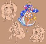 Idol Siren Fan art