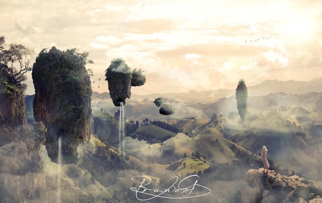 Paradise Islands II by btgarts