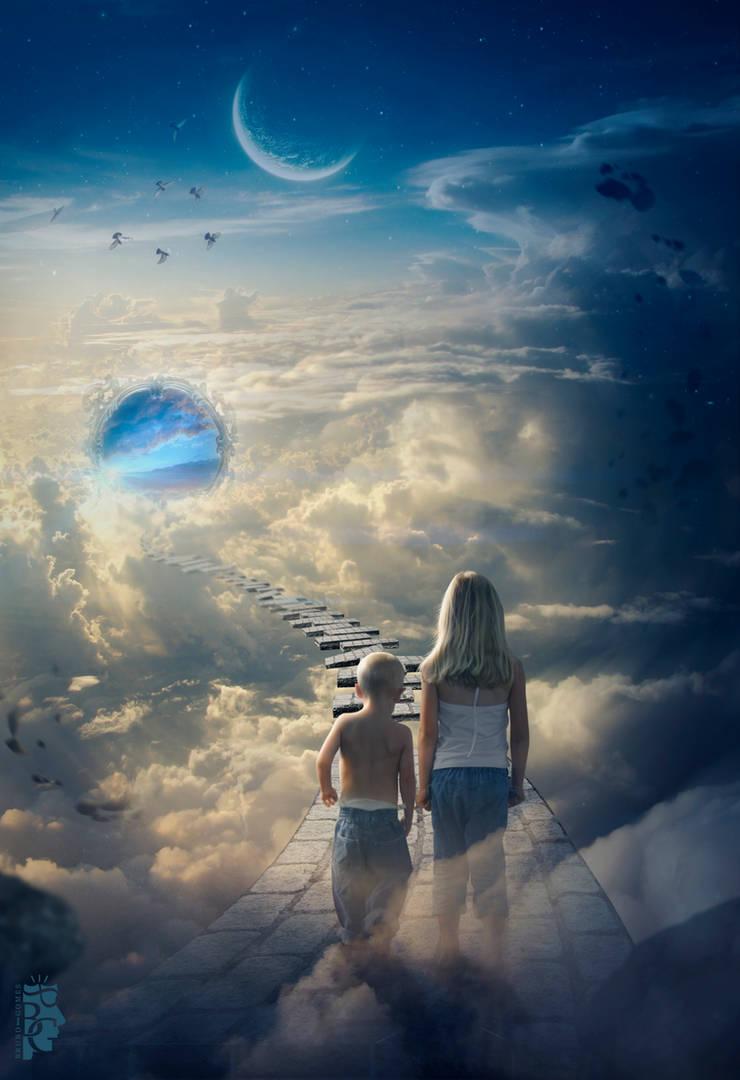 Dimensional Portal by btgarts