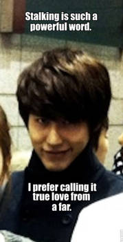 KyuHyun loves you from afar