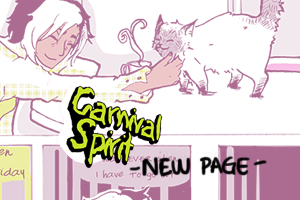 Carnival Spirit - New Page by 101L