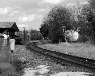Train Tracks of Victoria by slament