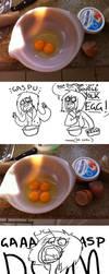 eggus by RosieHasASoul