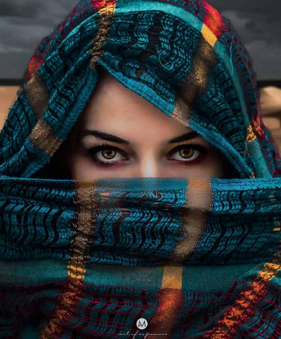 eyes  by artofexpo