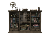 Alchemist prop 3 - Books and Scrolls