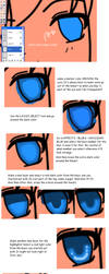 Paint.NET eye tutorial by AngelTheHedgehog
