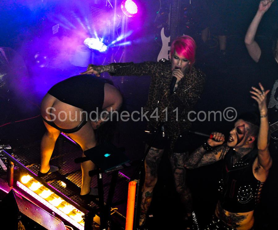 Jeffree Star and Dhavie Vanity by Soundcheck411
