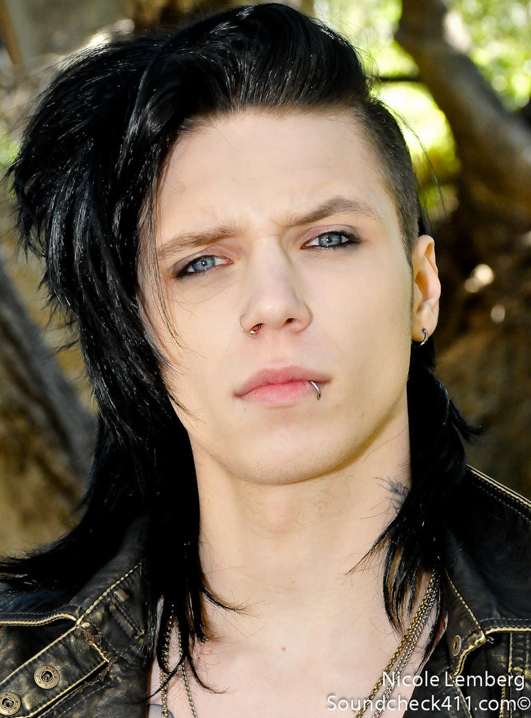 Andy Biersack by Soundcheck411 on DeviantArt