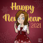 Capodanno 20 21 by Shadepic