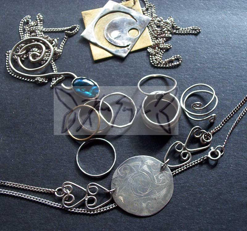Jewelry by NyaShass