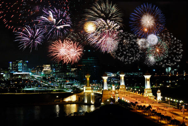 Fireworks Competition 1 by zero-shikki