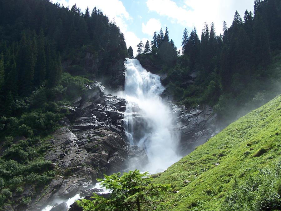 waterfall by XDgaara
