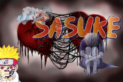 Sasuke by SimplyJekka
