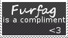 Furfag stamp by TheLeetCasualGamer